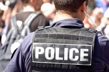 Image Gardien de la Paix - Policier